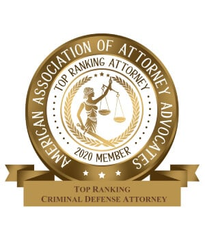 AAAA top ranking criminal defense attorney 2020